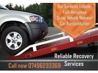 Car recovery - wanted cars!