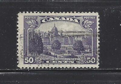 CANADA - 226 - MH - 1935 - PARLIAMENT BUILDINGS, VICTORIA, BC