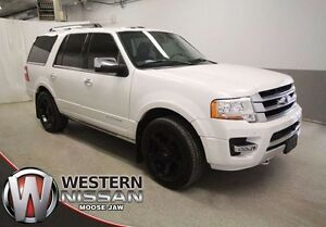 2016 Expedition Platinum -PST PAID -LOCAL TRADE -NO ACCIDENTS