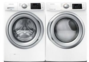 Samsung Washer & Dryer - Like New