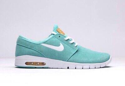 Nike Air Max Janoski Jade Size 9