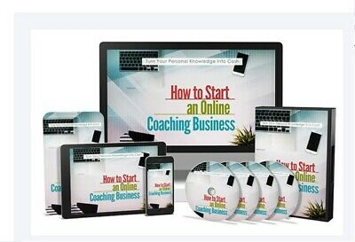 Make Money By Starting An Online Coaching Business - Pdf Video Training