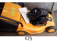 McCulloch Petrol Lawnmower model 40-450