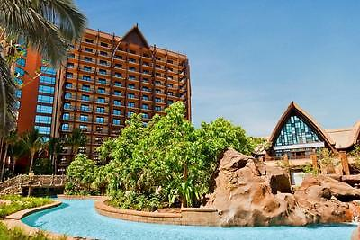 Disney Aulani Hawaii Family Vacation Deal for 4 w/ Air Standard Room & Car  on Rummage