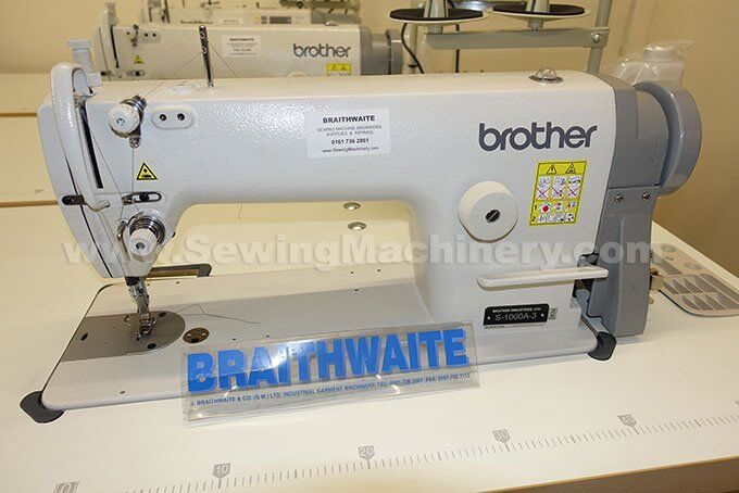 Brother Industrial Sewing Machine Brand New £40 In Salford Best Braithwaite Industrial Sewing Machines