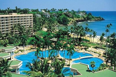 MARRIOTT'S KAUAI BEACH CLUB LIHUE KAUAI HAWAII ANNUAL TIMESHARE SALE #29551 on Rummage