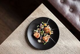 Chef de Partie and Junior Sous chef positions available at 2 rosette restaurant in city centre