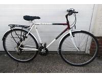 Raleigh Pioneer Man's Road Bike