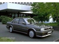 Wanted: Nissan Bluebird saloon or Peugeot 405 Mi16 or SRI