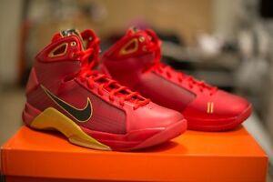 """Nike Hyperdunk Yi Jianlian PE """"China"""", Size 10.5"""