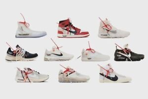 LOOKING FOR ANYTHING FROM THE OFF WHITE NIKE C/O