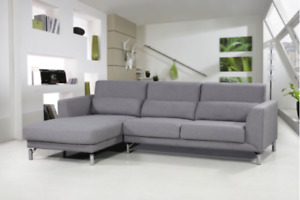 Sofa Sectionnel NEUF gauche ou droite - Sectional couch