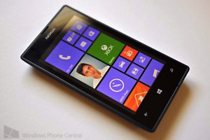 Nokia Lumia 520 5.0 Mpix,8GB de mémoire,  unlocked 100%