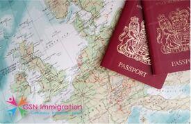 UK VISA IMMIGRATION ADVICE CONSULTANTS FOR SPOUSE VISA EEA FAMILY PERMIT/ PR CARD ILR TIER 4 VISA
