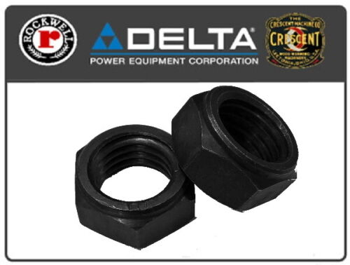 Delta Rockwell Unisaw Left Hand Arbor Nut