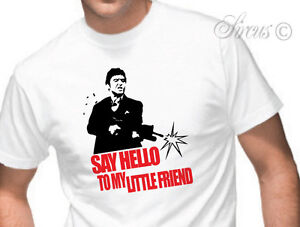 New designer mens tshirt t shirt tee al pacino scarface New designer t shirts
