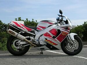 Please help me find fairing parts, for a 1994 Yamaha YZF 750.