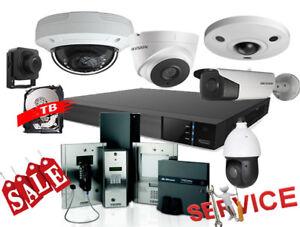 Security System, Cameras, CCTV, Alarm, Access Control
