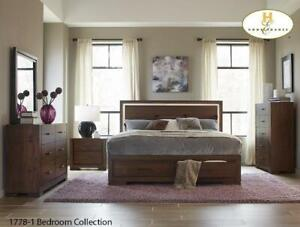 QUEEN BED FRAME WITH DRAWERS (MA2424)