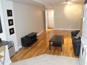 Bachelor for rent in Chomedey for May or June 2016