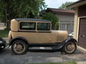 Want to own a 1929 Model A?