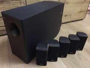 BOSE AMD 15 Speakers