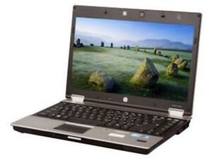 Portable HP 8440p i5M 2.40GHz 4G 250GB COMME NEUF A-1 YYYY