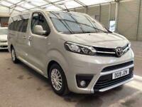 2019 Toyota Proace Verso 2.0D Shuttle Long MPV LWB EU6 (s/s) 6dr (9 Seat) MPV Di
