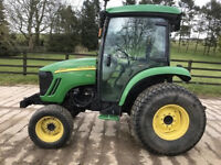 2007 JOHN DEERE 4720 4WD tractor