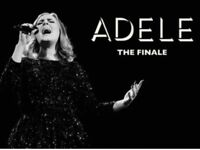 Adele Tickets - Saturday 1st July