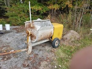 New Price - Mortar Mixer - $350
