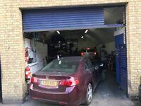 Car Repair Garage - Tower Hamlets