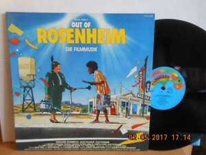 "12""LP PERCY ADLON - Out Of Rosenheim # OST Original SOUNDTRACK 1988 ! # PAPAGAYO - Bgld, Österreich - 12""LP PERCY ADLON - Out Of Rosenheim # OST Original SOUNDTRACK 1988 ! # PAPAGAYO - Bgld, Österreich"