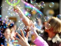 Bubble Machine Hire From Just £60