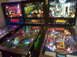 Pinball Museum open all this Long Weekend Nhill Hindmarsh Area Preview