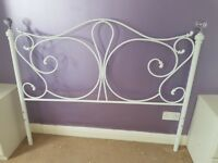 Double bed frame - UNUSED