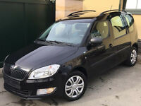 Skoda Roomster Active Plus Edition Extra*KLIMA*ESP*TOP