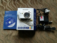 Sony DSC - W170 Cybershot digital camera