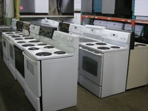 FRIDGE STOVE WASHER DRYER NEW & USED WITH WARRANTY START AT 150