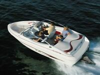 2005 Glastron SX175. New engine. Trade for Pontoon Boat.