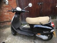 VESPA LX 50cc