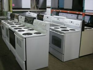 FRIDGE STOVE WASHER DRYER FREEZER CLEAN USED APPLIANCES THE BEST