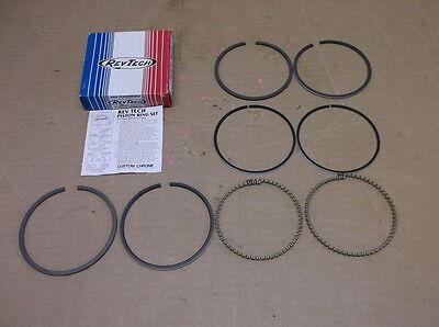"10 Sets of +0.60"" RevTech Piston Rings for 3-5/8"" Pistons - NEW!!!"