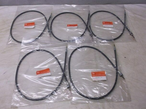 50 Speedometer Cables for 1974-83 Harley Davidson Sportsters