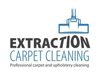 Extraction carpet and upholstery cleaning