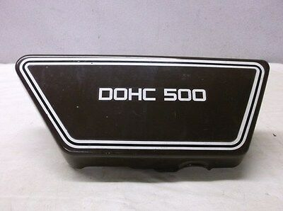 USED RIGHT SIDE COVER FOR 1976 <em>YAMAHA</em> XS500 DOHC
