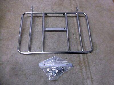 (M/C Enterprise Luggage Rack for Honda Elite 125 & 150 Scooters)