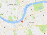 Car parking spaces available - Charterhouse, Eltringham Street, London
