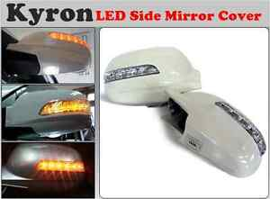 LED Light Side Mirror Cover (1 way) for Ssangyong  Kyron (2005~2010)////