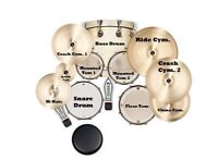 Drum Tuning Services By a Professional Drummer